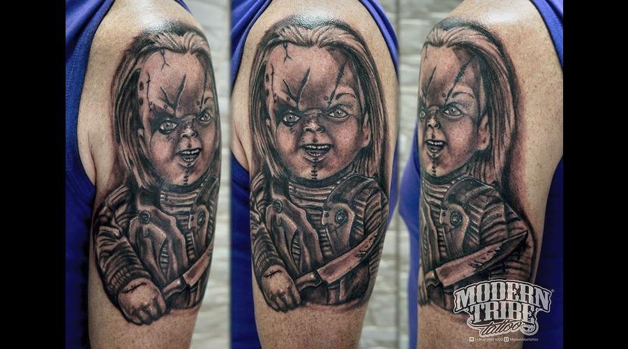 Chucky Arm