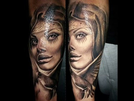 Girls Forearm