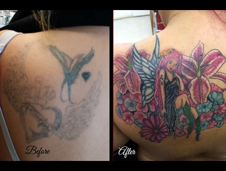 Cover Up Back