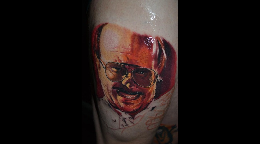 Torrente Portrait Color  Realism Thigh