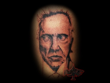 Christopher Walken Thigh