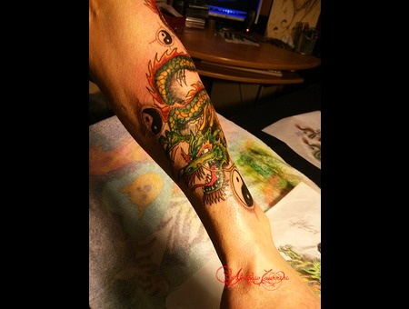 Dragon Forearm