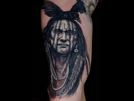 Indian Forearm