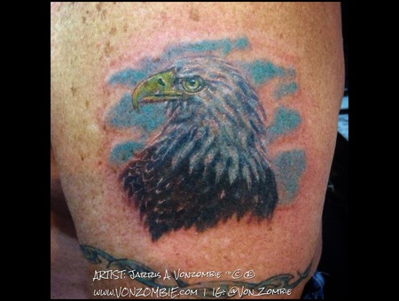 Eagle  Realism  Bird Shoulder