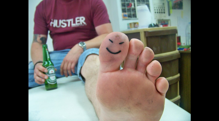 Smiley Foot