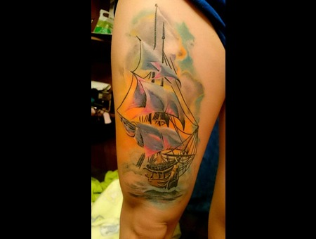 Realism Ship Sea
