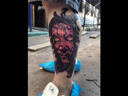 Realism Star Wars Lower Leg