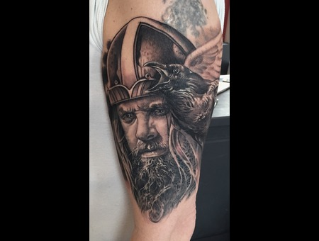 Viking Cover Up Arm