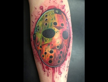 Jason  Movie  Blood  Freddy  Horror  Michael Myers  Ben Webb  Color