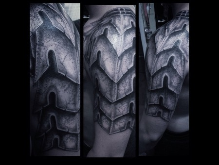 Armor Freehand Arm