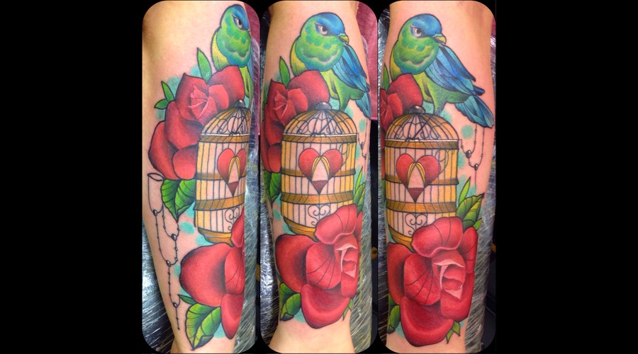 Traditional Newtraditional Neotraditional Forearm