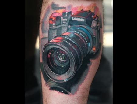 Realism Camera Lower Leg