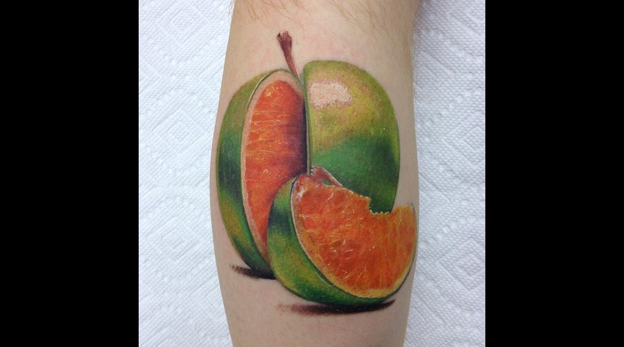 Realism  Freakonomics  Fruit Lower Leg