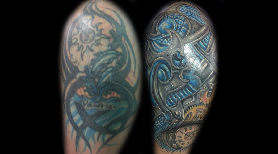 Cover Up  Biomechanical Shoulder