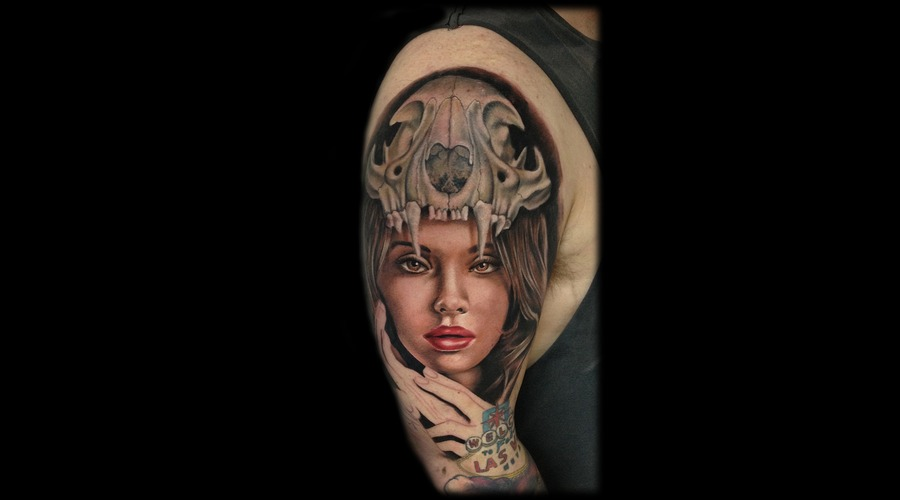 Toroktattoo Woman Arm