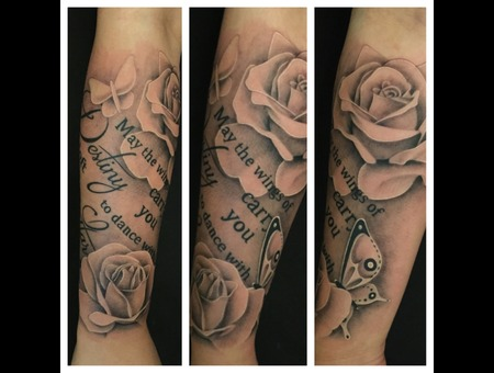 Rose  Roses  Flowers  Script  Realism  Photo Realism