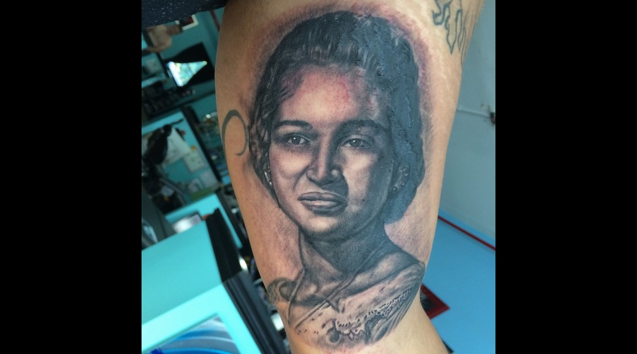 Hand Alexriostattoos Yonkers Westchesterny Portraits Arm