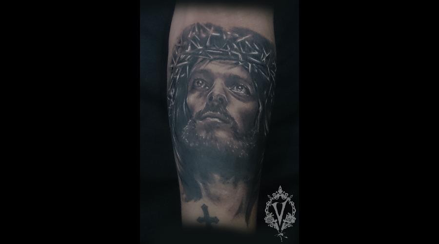 Jesus Forearm