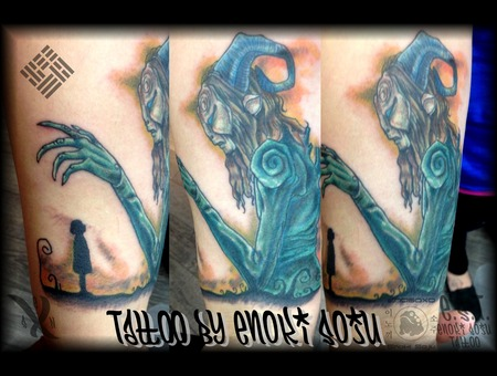 Pans Labyrinth  Color Forearm