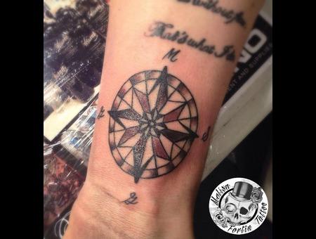 Compass Arm
