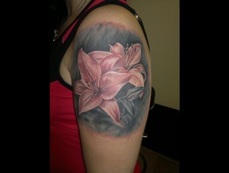 Flower Forearm