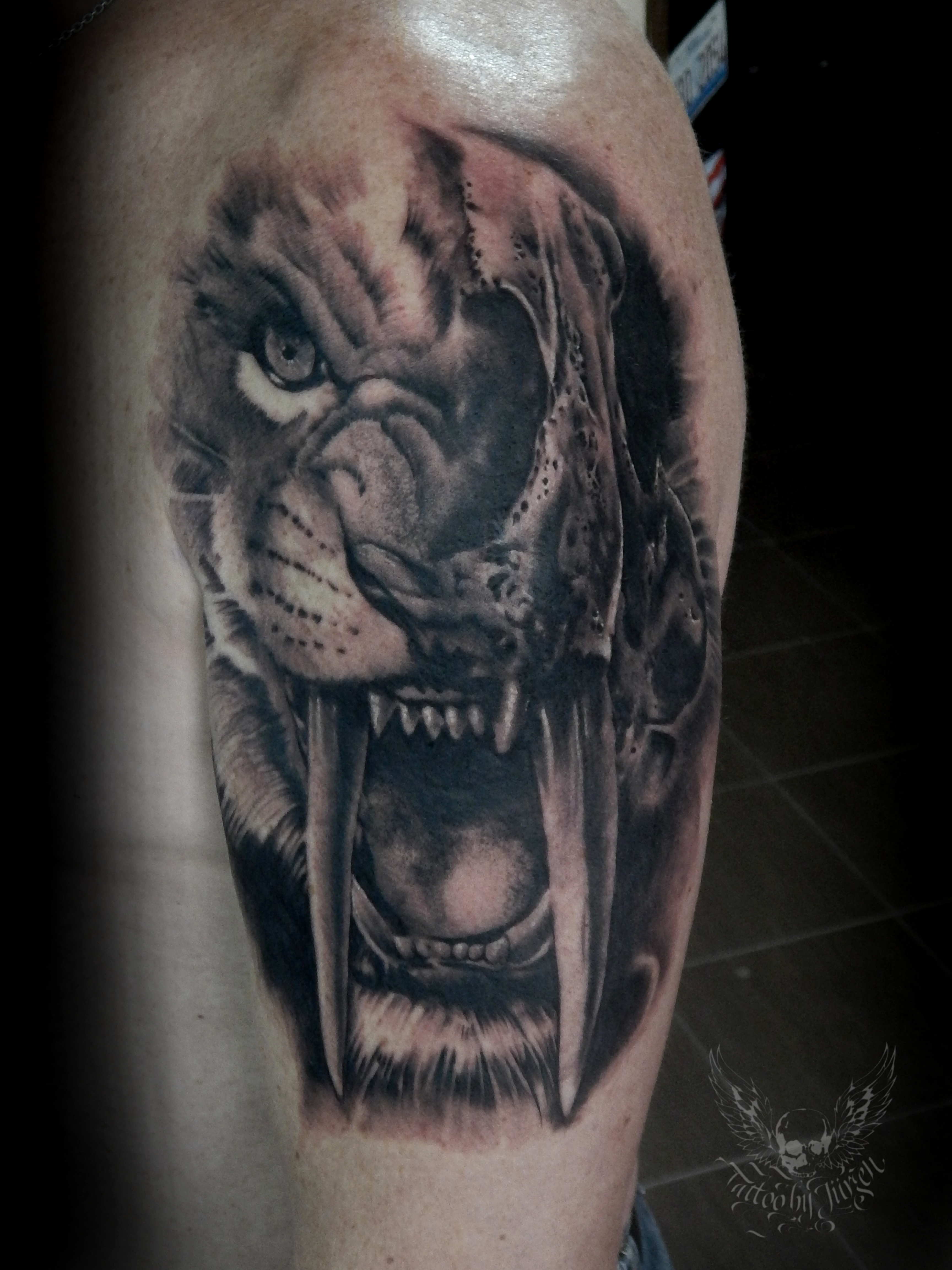 Image Result For Black And White Tigers Images Tattooa
