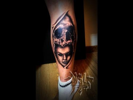 Skull Face Custom