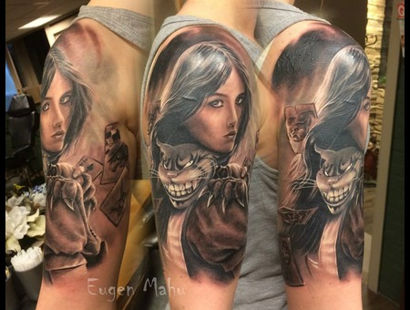 Realistic  Realism  Art  Tattoo Arm