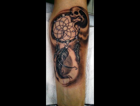 Dreamcatcher Arm