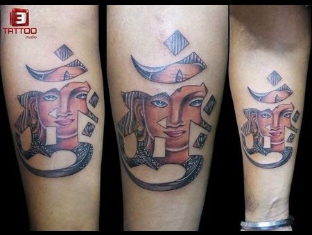 Lord Shiva Tattoo  Religious Tattoo Forearm