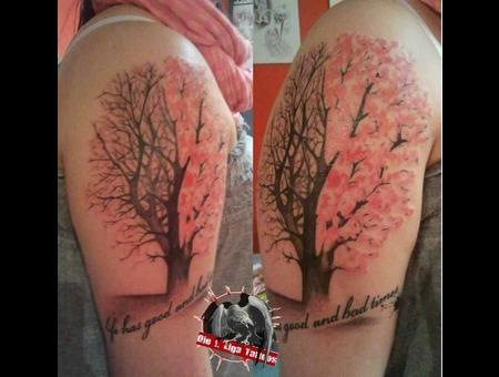 Tree Color Arm