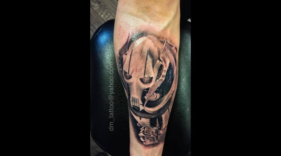 General Grievous  Star Wars  Film Arm