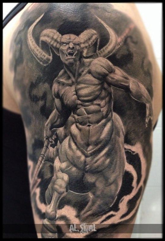 Trueartists al sigal for Best tattoo artist in alabama