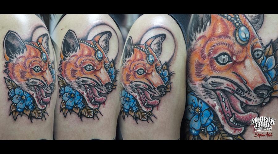 Fox Arm