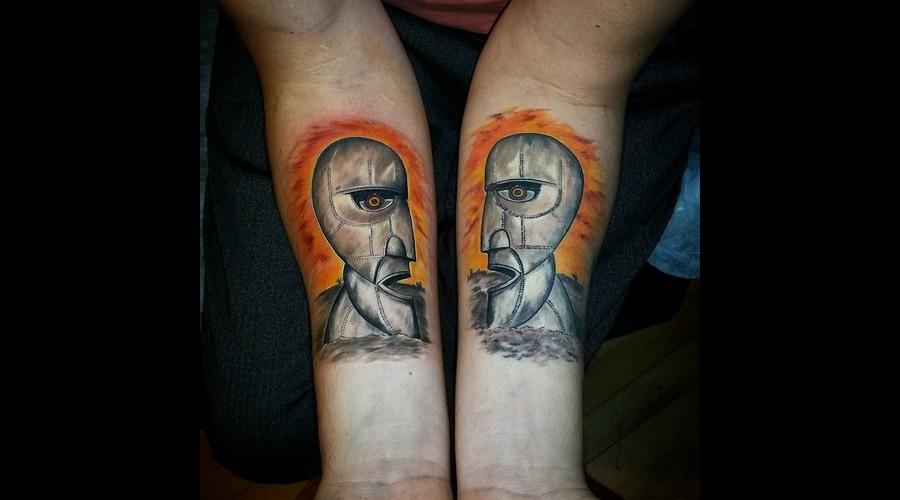 Pink Floyd Cover    Berat Bumin Arm