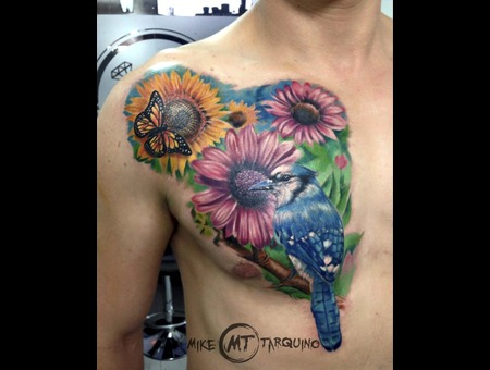 Mike Tarquino  Tattoo  Bogotá