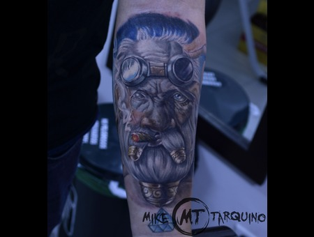 Ink  Tattoo  Miketarquino
