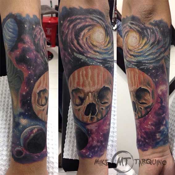 How to Find a Tattoo Artist like Mike Tarquino