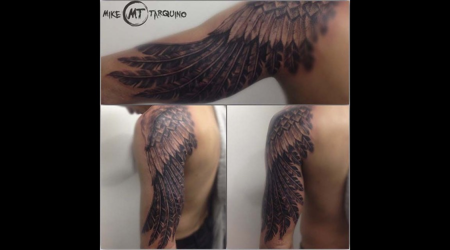 Wings  Tattoo  Miketarquino