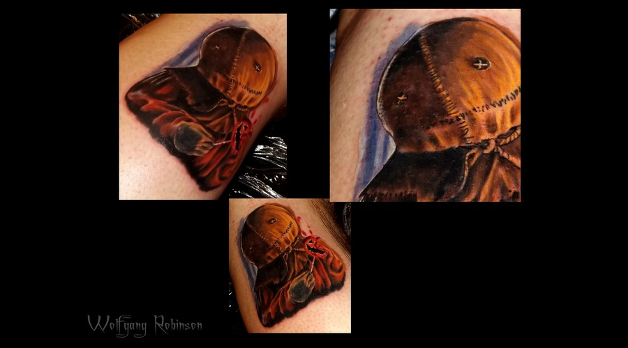 Trick R Treat  Horror Movie  Sam Hain  Halloween Lower Leg