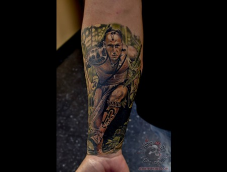 Real  Realism  Realistic  Apocalypto  Forearm