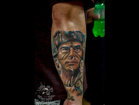 Realism  Real  Realistic  Portrait Forearm