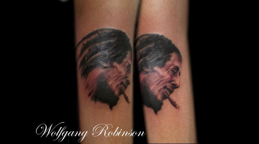 Bob Marley  Arm