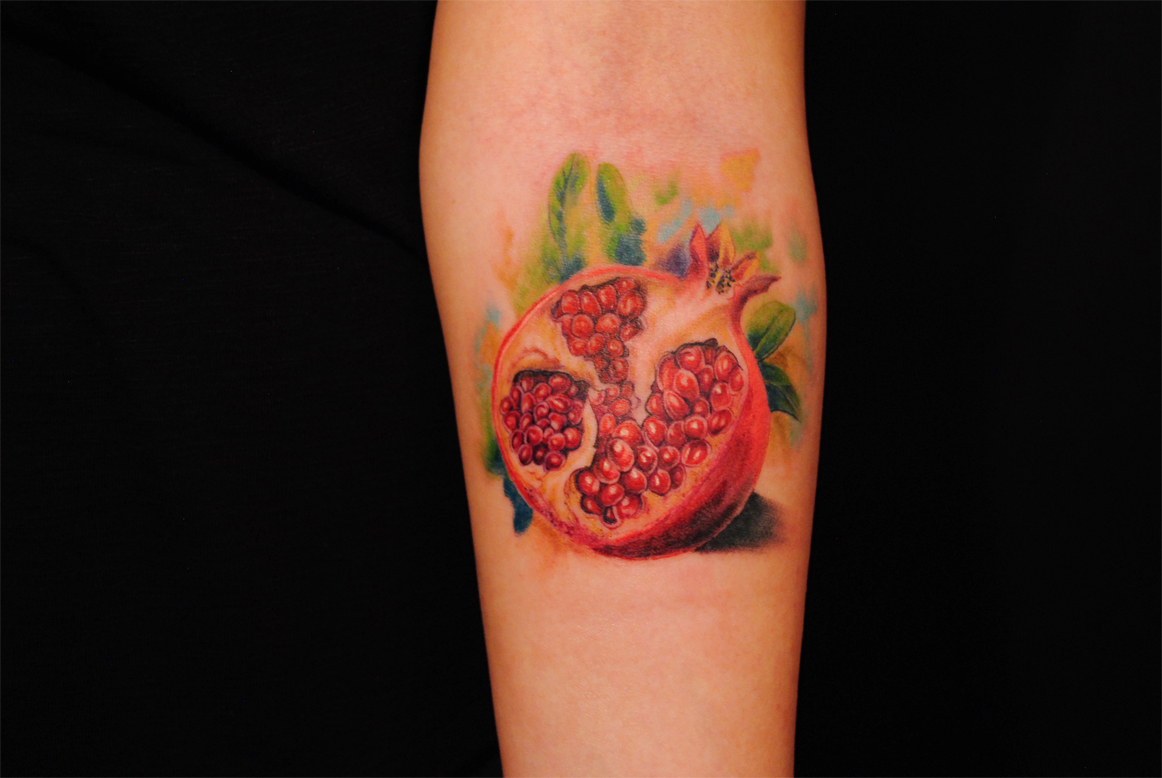 Incredible Color Tattoos