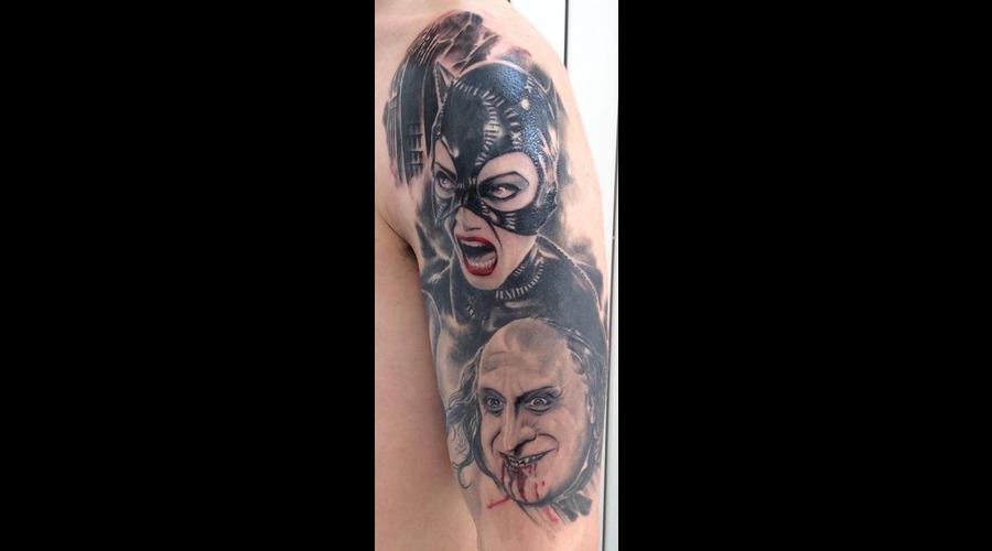 # Catwoman #Pinup #Batman