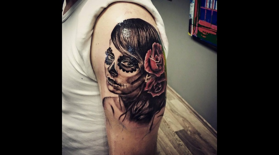 Day Of The Dead ! Arm