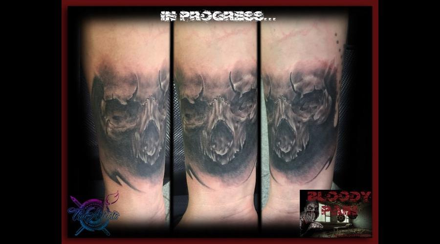 Skull Arm