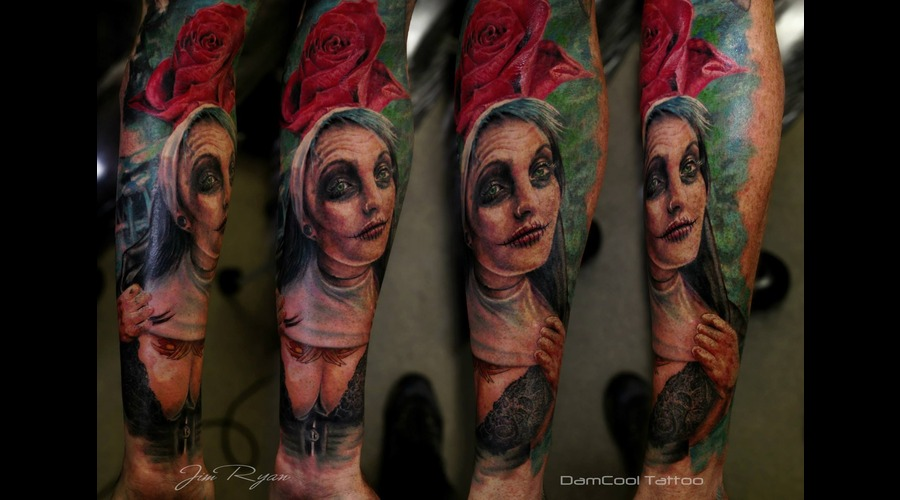 Day Of The Dead  Arm