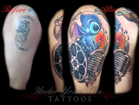 Cover Up Shoulder
