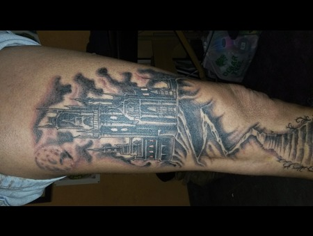 Castle  Custom Thigh